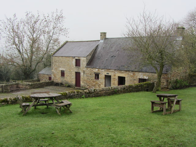 The birthplace of Thomas Bewick, at Cherryburn