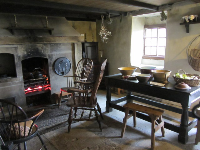 The Kitchen at Thomas Bewick's House