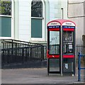 J5082 : Telephone Call Box, Bangor by Rossographer