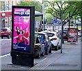 J5081 : Telephone Call Box, Bangor by Rossographer