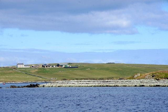 Headland on Uyea