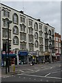 TQ3086 : Albemarle Mansions, Holloway Road by Julian Osley