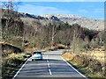 NN3117 : A82 South of Garabal by David Dixon