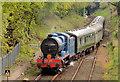 J2664 : Steam locomotive no 85, Lisburn - May 2014(2) by Albert Bridge