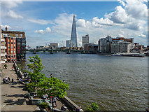 TQ3280 : The Shard, London by Christine Matthews