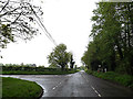 TM4693 : Beccles Road, Burgh St. Peter by Adrian Cable