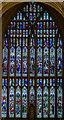 TA0339 : West Window, Beverley Minster by Julian P Guffogg