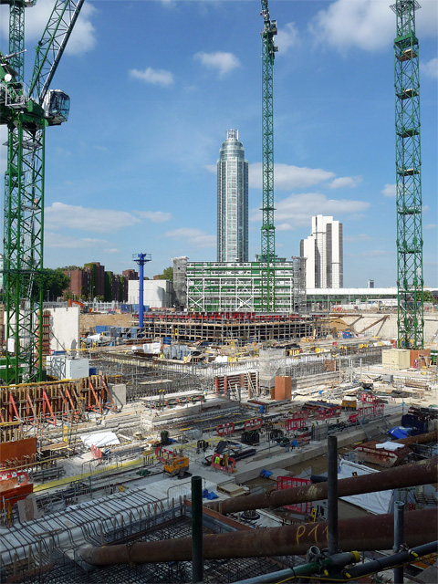 Development, Nine Elms Lane (2)