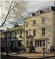 SX8060 : Dartmouth Square, Totnes by Derek Harper