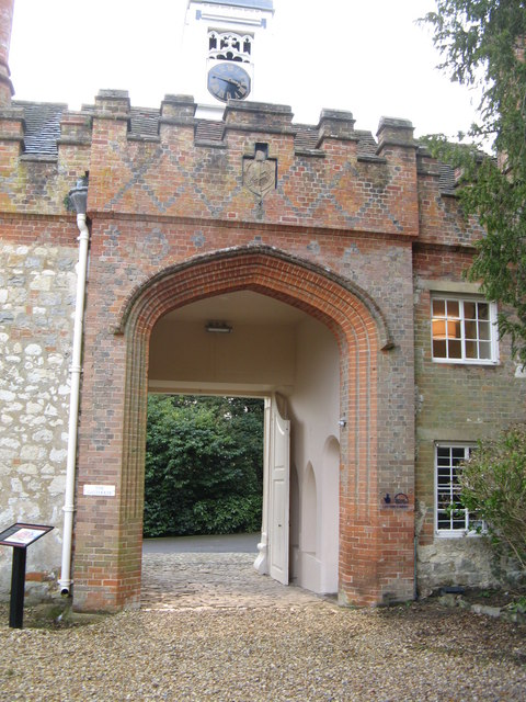 The Gate House, Farnham Castle