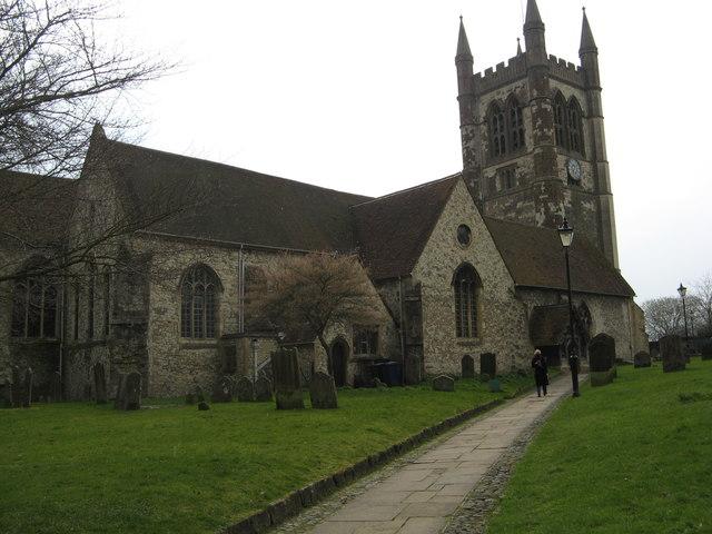 St Andrews Church, Farnham