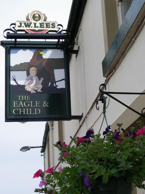 The Eagle & Child (pub) in Hurst Green