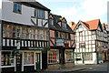 SO8932 : 88 to 92 Church Street, Tewkesbury by Jo Turner