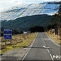 NN3131 : A85 North of Tyndrum by David Dixon