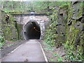 SE2800 : The South end of the 1947 Huthwaite Tunnel by Dave Pickersgill