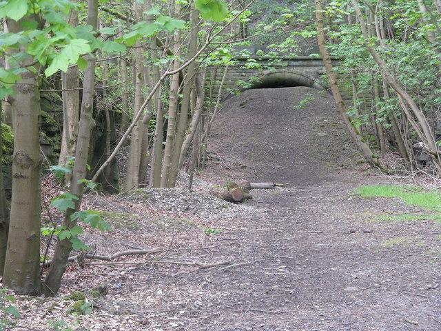 The Original Huthwaite Tunnel