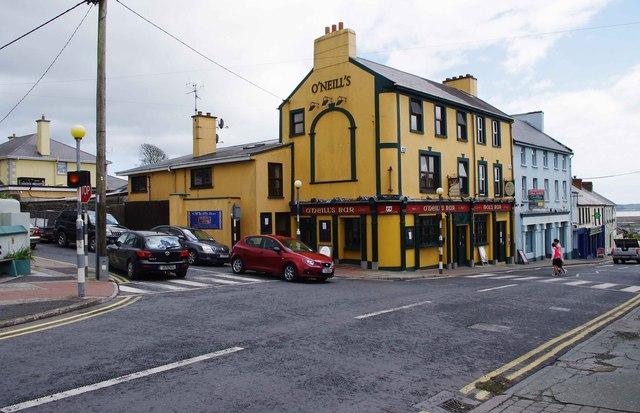 O'Neill's Bar & Mol's Bar, Summerhill, Tramore, Co. Waterford
