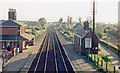 TM5192 : Oulton Broad South station, 1985 by Ben Brooksbank