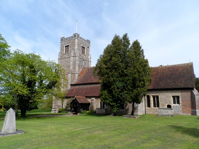 St Andrew's Church, Hempstead