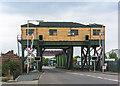 SJ3190 : Duke Street bascule bridge by William Starkey