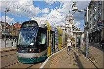 SK5739 : South Parade, Nottingham by Dave Hitchborne