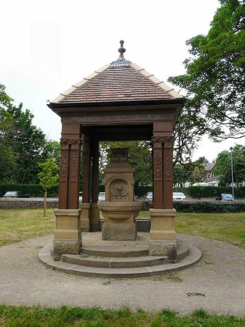 Clifton Memorial Fountain