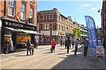 SO8554 : Worcester : High Street by Lewis Clarke