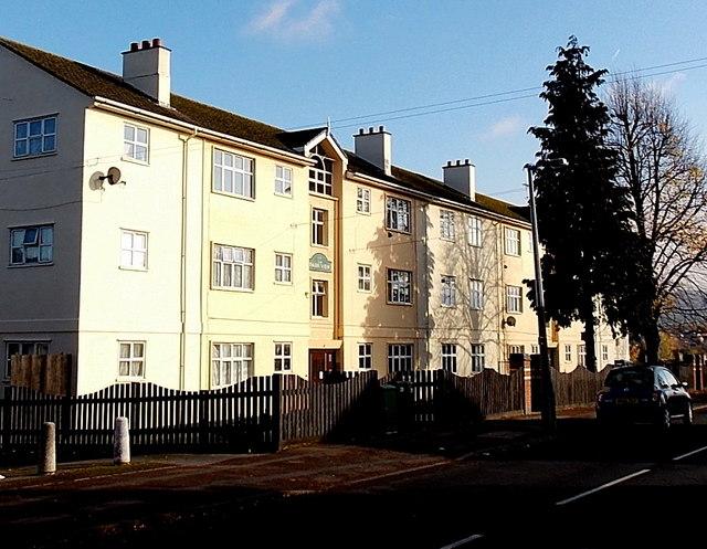 Park View flats, Matson, Gloucester