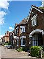 TL2325 : Stevenage Old Town, Hertfordshire by Christine Matthews