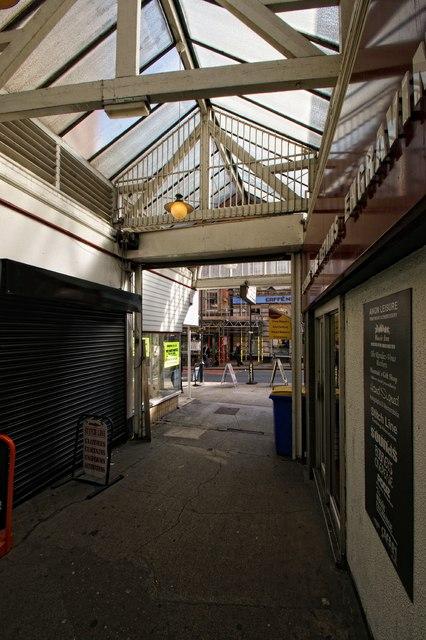 West End Arcade, Nottingham