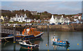NW9954 : Portpatrick Harbour & lifeboat by The Carlisle Kid