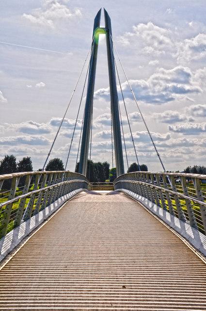 Worcester : Diglis Bridge