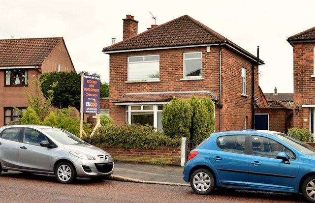 No 197 Holywood Road, Belfast (May 2014)
