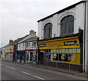 SN9903 : Gadlys Convenience Store, Aberdare by Jaggery