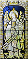 SJ4066 : Saint Gabriel - stained glass window, Chester Cathedral by William Starkey