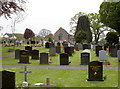 ST6390 : Thornbury cemetery by Neil Owen