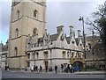 SP5206 : Magdalen College by N Chadwick