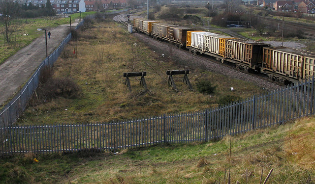 Disused Railway Sidings 169 Trevor Littlewood Cc By Sa 2 0