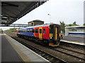 TF2422 : Class 153 heading North by Bob Harvey