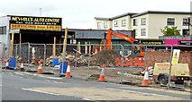 J3272 : Broadway development site, Belfast (May 2014) by Albert Bridge
