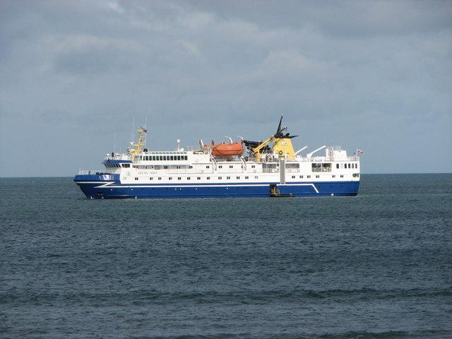 Ocean Nova in West Bay Portrush