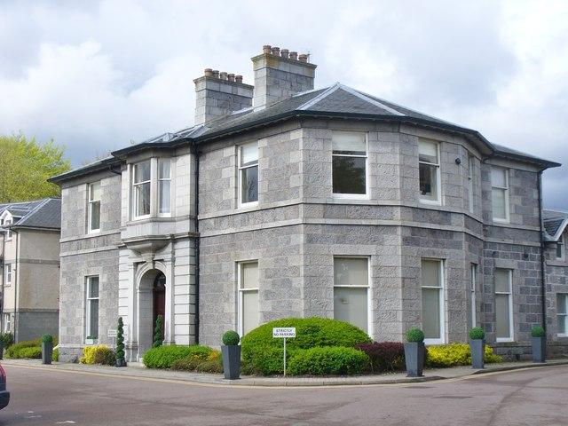 Aberdeen - Granite Villa