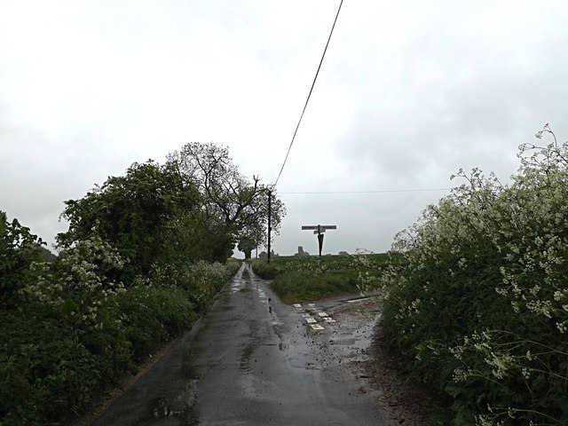 Church Lane, Aldeby
