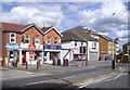 SU6874 : The Shops Start Here by Des Blenkinsopp