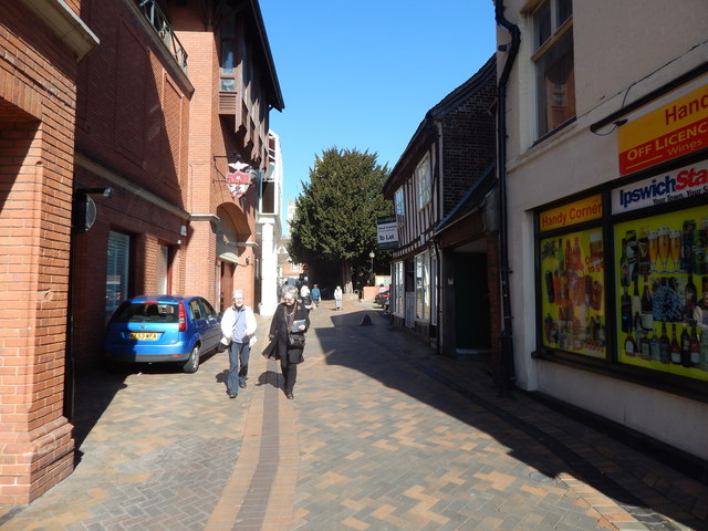 St. Stephens Lane, Ipswich