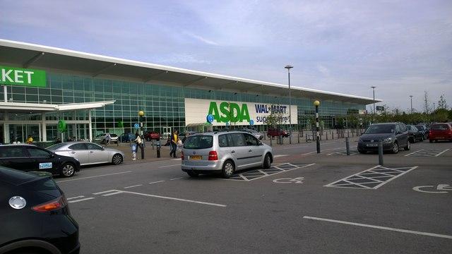 ASDA Walmart Supercentre, Milton Keynes