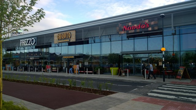 Restaurants At Kingston Milton Keynes