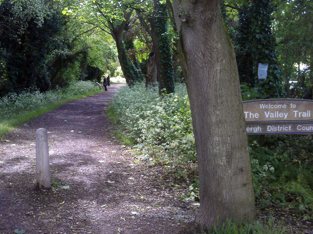 The Valley Trail