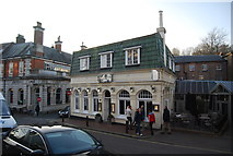 TQ5838 : Tunbridge Wells Bar by N Chadwick