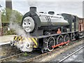 "SD7916 : ""Percy the Small Engine"" at Ramsbottom Station by David Dixon"